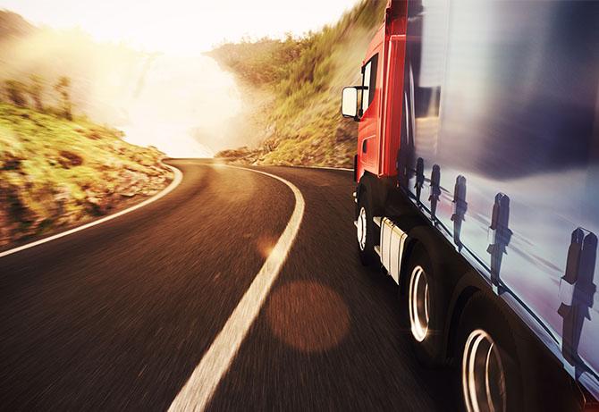 Mobil Delvac commercial vehicle oils