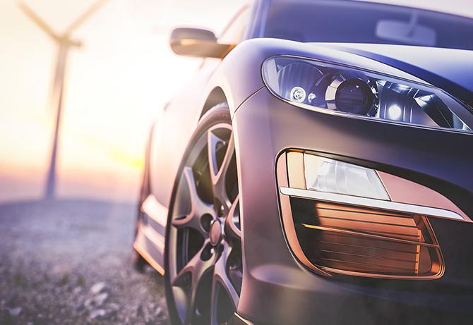 Mobil 1 automotive oil