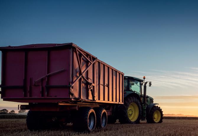 Mobil ulja za poljoprivrednu mehanizaciju